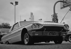 15th Annual Culver City Car Show (JCD Images) Tags: 15thannual carshow culvercity california usa autos automobile cars pickup cadillac chevy dodge ford jeep lincoln mercedesbenz mercury pontiac toyota vw classiccars musclecars hotrods streetrods lowriders street chrome rims custompaint custom kustom 1964 thunderbird
