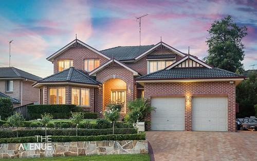48 Crestview Av, Kellyville NSW 2155