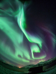 Aurora Outburst (focus9_photography) Tags: norway ilovenorway northernlights peace heaven colours small tiny massive explosion auroraborealis