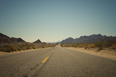 nothing, ca (ii) (transviralist) Tags: color desert road outdoors nature mountains southerncalifornia travel