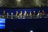 Plenário do Senado (Senado Federal) Tags: plenário sessãodeliberativaextraordinária galeria estudantes cursodedireito universidadesalgadodeoliveira goiás goiânia brasília df brasil bra