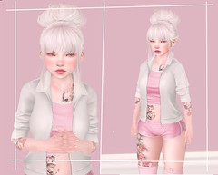 Today`s look. (Miohhh) Tags: sl secondlife videogames virtualworld cute kawaii