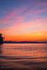 Colorful Spring Sunset over Lake Champlain (skybluerenee) Tags: vermont lake lakechamplain landscape lakelife lakescape water waterfront waterscape smoothwater explore explorevermont newengland spring sunset sunsetchaser sunsetporn pink pinksky