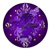 #LilacPurpleViolets ~ What time is it? It's Purple Unicorn Fantasy Clock Time~ Feel me… ~ #Lilac #Purple #Violet (lilacpurpleviolets) Tags: tumblr flickr purple violet violets lavender lilac purpleviolet purpleviolets