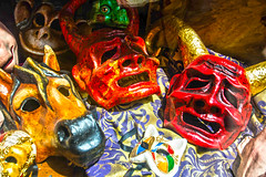 Maschere Diaboliche (Fernando Two Two) Tags: maschera máscara mask venetian venice venezia diablo diabolo display evil devil