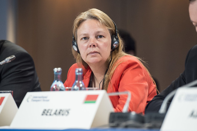 Valérie Verzele reflects on the topics discussed at the Closed Ministerial
