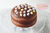 Mini egg chocolate cake ({rebecca.evans}) Tags: chocolate cake mini egg baking baked homemade yum yummy food nikon d3200 florabella