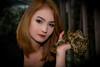 anna (Bert de Bruin) Tags: model modelsangeleface makeup look lips light level hair hot redhead read lovely lens canon d3 wonenwithrifle eyes elegancia u