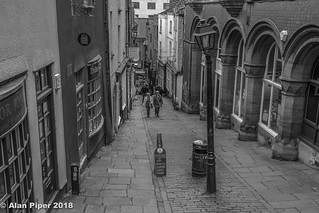 Top of Christmas Steps, Bristol