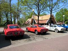 Opel GT 1973 (12-08-XX) 1971 (16-80-TE) 1969 (04-26-JA) (MilanWH) Tags: opel gt 1973 1208xx 1971 1680te 1969 0426ja
