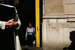 10/18 (Becky Frances) Tags: beckyfrances city candid colour colourstreetphotography canpubphoto documentary england fuji fujifilm london lensblr light bank streetphotography urban uk 2018