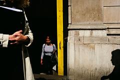 10/18 (Becky Frances) Tags: beckyfrances city candid colour colourstreetphotography canpubphoto documentary england fuji fujifilm london lensblr light bank streetphotography urban uk 2018