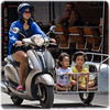 (seua_yai) Tags: asia southeastasia thailand pattaya people street candid streetfashion fashion asian asianwoman woman women thaiwomen thailady sea resort holiday gulfofthailand pattaya2017 motorbike motorcycle