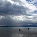 Sand, sky, silence ... and a seagull