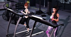 Determined! (tappanga.bellic) Tags: workout fitness health astralia addams doux evani backdropcity