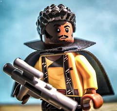 Lando A Star Wars Story (Jezbags) Tags: lando star wars story starwars solo lego legos toy toys macro macrophotography macrodreams macrolego canon canon80d 80d 100mm closeup upclose disney