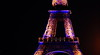 Hoop Summit (Eye of Brice Retailleau) Tags: beauty colourful colours composition scenic urban extérieur europe france paris architecture bâtiment eiffel tower night lowlight nightscape parisian nuit nighttime arch arc arche