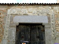 Casarrubios del Monte (santiagolopezpastor) Tags: espagne españa spain castilla castillalamancha sagra lasagra toledo provinciadetoledo medieval middleages gótico gothic palacio palace