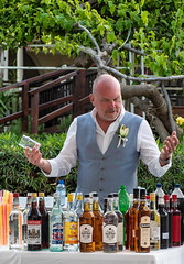 Wedding. Protaras Cyprus. April 20th 2018. (CWhatPhotos) Tags: cwhatphotos drink bottles spirits man male father bar alcohol 2018 april digital camera pictures picture image images photo photos foto fotos that have which contain olympus seafront golden coast beach blue sky skies sunny day holiday cyprus eastern protaras goldencoastbeachhotel wedding people guests party