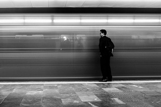 Subway Street Photography