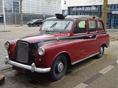 Austin FX4 London Cab (Skitmeister) Tags: 4554ve carsport 2018 nederland skitmeister holland netherlands