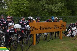 Opening wielerparcours Schijndel