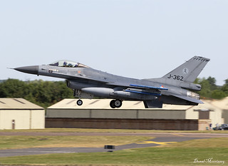 Royal Netherlands Air Force F-16AM J-362