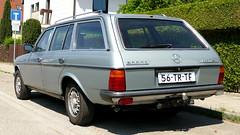 Mercedes S123 (vwcorrado89) Tags: mercedes s123 w123 tmodel tmodell s w 123 benz mercedesbenz 300td 300 td turbodiesel kombi station wagon stationwagon estate