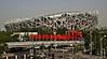 一旦掌握了所有的斗争,奇迹是可能的 (krillmerma) Tags: beijing ai wei bird nest stadium olympic buidling