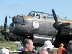 "Lancaster Bomber VRA 3 • <a style=""font-size:0.8em;"" href=""http://www.flickr.com/photos/81723459@N04/42121824941/"" target=""_blank"">View on Flickr</a>"