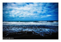 untitled (kouji fujiwara) Tags: fujifilmxt2 fujifilm xt2 fujinon xf1020mmf4 xf1020mm f3 sea seascape fineart fine art sky skyscape cloud blue horizon
