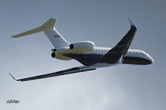 IMG_1892@L6 (Logan-26) Tags: bombardier global express bd7001a10 n838sc red line air lcc riga international rix evra latvia aleksandrs čubikins
