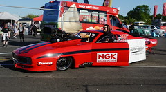 Pro Modified_9121 (Fast an' Bulbous) Tags: racecar car vehicle automobile fast speed power drag strip race track pits doorslammer motorsport outdoor santa pod acceleration