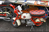 Honda Monkey (1968) (baffalie) Tags: moto bike motorbike motocycle ancienne vintage classic old retro expo allemagne german sport racing motor show collection club