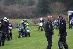 IMG_2304 (jcravens) Tags: motorcycle bikes motos offroad clinic class gravel wet grass mud bmw klr usa washington pnw
