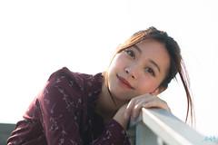 大湖公園外拍 (迷惘的人生) Tags: 台北 台北市 台灣 tw canon 50mm 5dⅲ 5d3 50l 大湖公園 人像 外拍