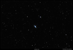 NGC5866 / M102 widefield (crop) (Myrialejean... thanks for 1M+ views :)) Tags: ngc5866 m102 ngc5862 ngc5870 ngc5874 messier astrophotography skywatcher celestron canon pixinsight ic1099