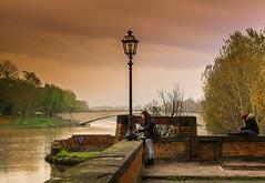colours of the autumn (robertoburchi1) Tags: colours cityscape autumn street