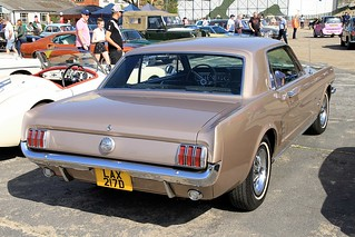 1966 Ford Mustang LAX 217D