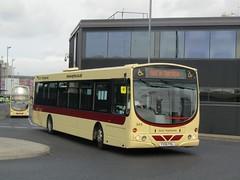 East Yorkshire 343 YX56FHL Hull Interchange (1280x960) (dearingbuspix) Tags: eyms eastyorkshire 343 yx56fhl