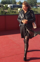 lomlwindyplace2018a (wjpeter2003) Tags: leather coat boots