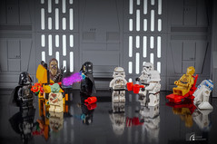 May the 4th be with you (bs1ffm) Tags: lego legography studio spielzeug starwars stormtrooper flickr fun darthvader party brick brickography art new toy toys tabletopphotography maythe4th