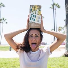 I Love Tea (sofiasamarah) Tags: approved alex woman women model girl female models ad advertisement tea beach california la sofia samarah photography