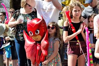 Brighton Fringe Festival Children's Parade 2018