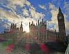 Palace of Westminster - London, UK (Chris TL) Tags: london uk england tourism unitedkingdom bigben clocktower westminster palaceofwestminster sunset