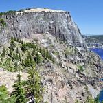 Llao Rock (Crater Lake Caldera, Oregon, USA) 8 thumbnail