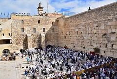 Wailing wall / western wall - הכותל המערבי - old JERUSALEM (Rostam Novák) Tags: western wall wailing jerusalem jews israel