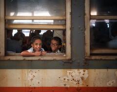 Happy Kids (terenceleezy) Tags: srilanka colombo fortrailwaystation kids happy