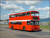 P724 GND, Royal Oak Way (Jason 87030) Tags: red noahvale hunters daventry royaloakway base school weather 2018 may doubledecker p724gnd fleet smart bus sony alpha duty duties contract