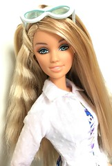Be who you wanna be (dolldudemeow24) Tags: barbie fashion fever wave v skipper facemold doll 2006 2018